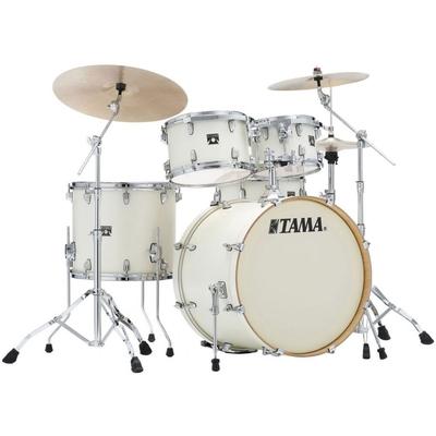 Tama CL50RS-SAP TAMA SUPERSTAR CLASSIC 20»/5PCS Satin Arctic Pearl Shell Set Only