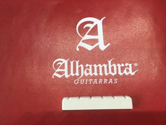 Alhambra ALHAMBRA Sillet de manche en mélaminé, pour guitare 4/4, 52mm
