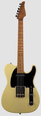 Suhr Guitars Classic T Paulownia Limited 2020 – Trans Vintage Yellow