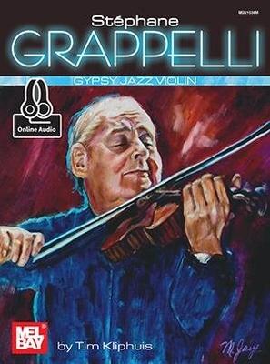 Stephane Grappelli Gypsy Jazz Violin /  / Mel Bay