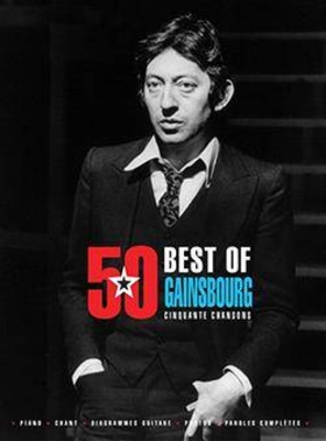 Best of 50 titres / Best of – 50 chansons / Serge Gainsbourg / Bookmakers International