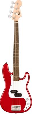 Squier Mini P Bass Laurel Fingerboard Dakota Red