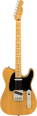Fender American Professional II Telecaster Maple Fingerboard Butterscotch Blonde