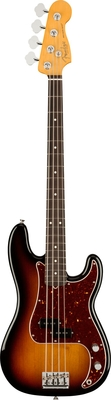 Fender American Professional II Precision Bass Rosewood Fingerboard 3-Color Sunburst