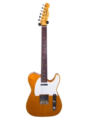 Fender Custom Shop 60′ Telecaster, Journeyman Relic, Rosewood Fingerboard, Aged Natural