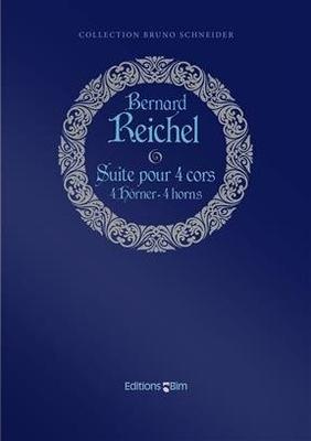 Suite pour 4 cors Bernard Reichel / Bernard Reichel / BIM