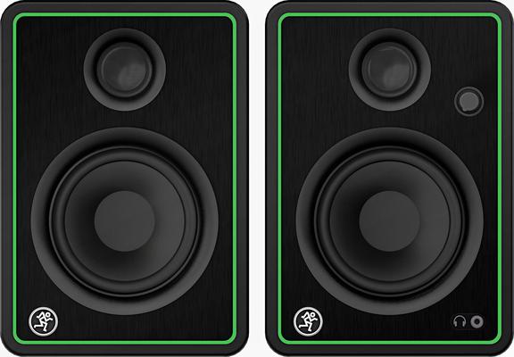 Mackie CR4-XBT – Moniteurs multimedia, 4», Bluetooth, la paire