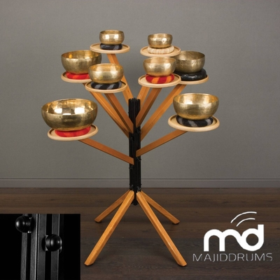 Terre Singing Bowl Stand 8 Majid