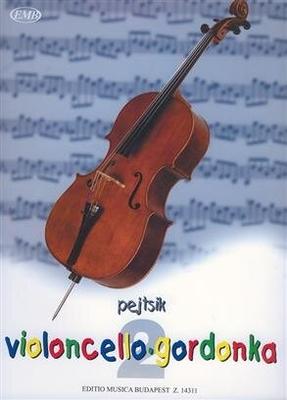 EMB ABC Series / Violoncello ABC 2 Continuation of the violoncello ABC / Arpad Pejtsik / EMB Editions Musica Budapest