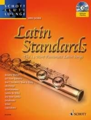 Latin Standards The 14 Most Passionate Latin Songs /  / Schott