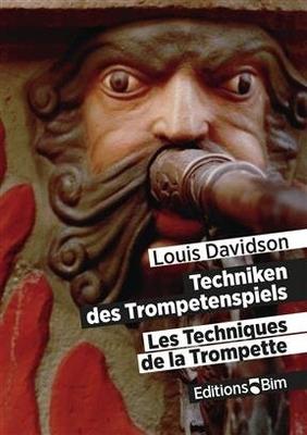 Les Techniques de la Trompette Louis Davidson / Louis Davidson / BIM