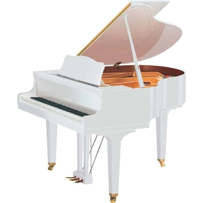 Yamaha Pianos Disklavier D GB1 ENSPIRE ST PWH