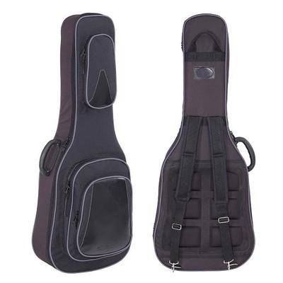 Stefy Line EX01 – Guitare classique 4/4, noir