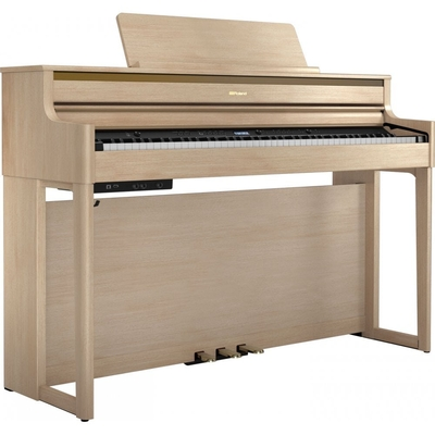 Roland HP704-LA SET PREMIUM CONCERT CLASS PIANO (LIGHT OAK)