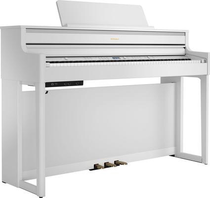 Roland HP704-WH Set Premium Concert Class Piano White