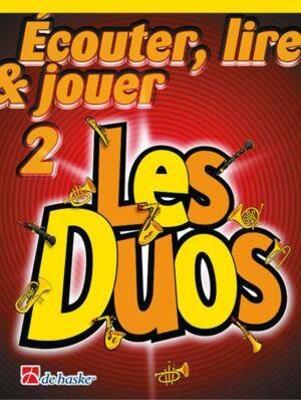 couter, Lire  et Jouer / couter, Lire & Jouer 2 – Les Duos / Jean Castelain / Michiel Oldenkamp / De Haske