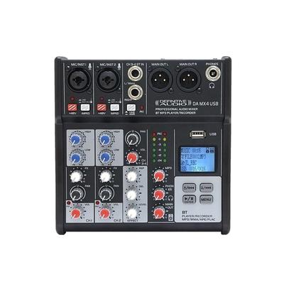 Definitive Audio DA MX4 USB Mixeur USB
