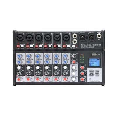 Definitive Audio DA MX8 USB Mixeur USB