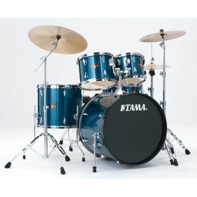 Tama IE50H6W-HLB TAMA IMPERIALSTAR 20»/5PCS MCS Hairline Blue