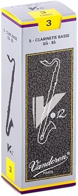 Vandoren V12 Clarinette Basse Force 3