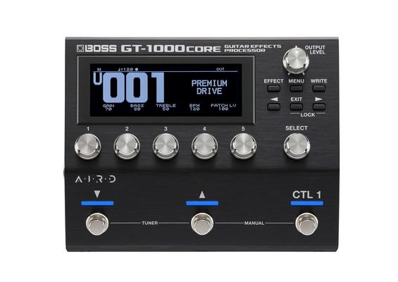 Boss Boss GT-1000 CORE, Guitar Effects Processor