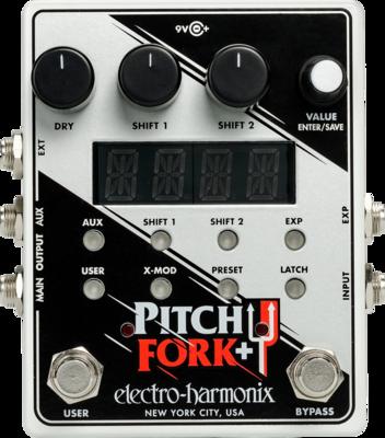 Electro-Harmonix Fork+