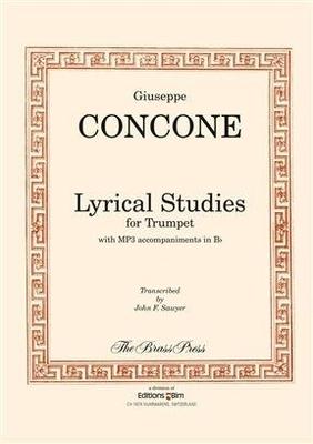 Lyrical Studies / Giuseppe Concone / BIM