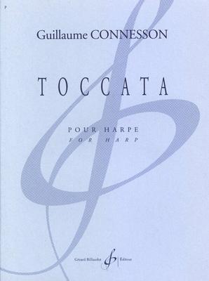 Toccata Harpe Guillaume Connesson / Guillaume Connesson / Billaudot