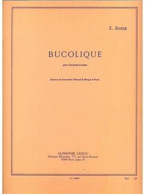 Bucolique / Eugène Bozza / Leduc
