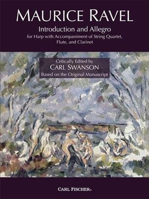 Introduction and Allegro for Harp Maurice Ravel / Maurice Ravel / Carl Fischer