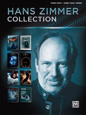 Hans Zimmer Collection 29 Faithful Arrangements for Piano Solo and Piano, Vocal and Guitar / Hans Zimmer / Alfred Publishing