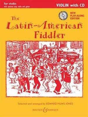 The Latin-American Fiddler Edward Huws Jones /  / Boosey and Hawkes