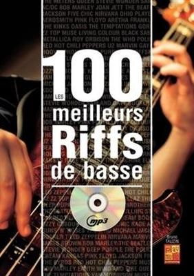 Les 100 Meilleurs Riffs de Basse Bruno Tauzin vol. 1 Bruno Tauzin / Bruno Tauzin / Play Music Publ.