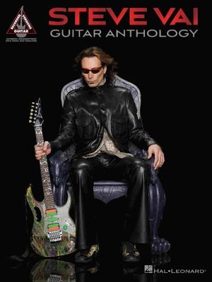 Steve Vai – Guitar Anthology / Steve Vai / Hal Leonard