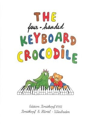 The Four – Handed Keyboard Crocodile /  / Breitkopf