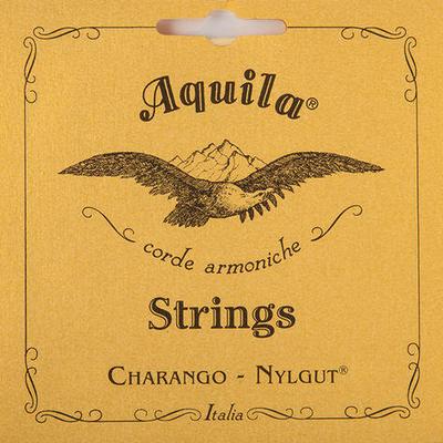 Aquila 1CH – Nylgut, Charango String Set, Normal Tension