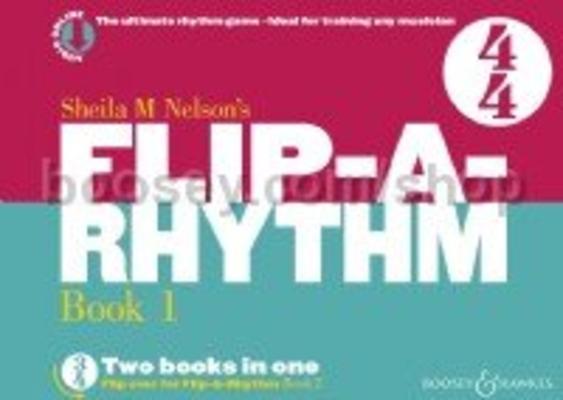 Flip A Rhythm 4/4 Book1 & Flip A Rhythm 3/4 Book 2 Rudolf Nelson / Rudolf Nelson / Boosey and Hawkes