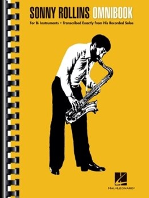 Jazz Transcriptions / Sonny Rollins Omnibook for B-Flat Instruments / Sonny Rollins / Hal Leonard