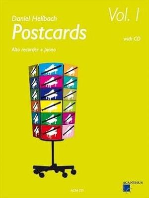 Postcards 1 Daniel Hellbach / Daniel Hellbach / Acanthus