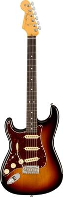 Fender American Professional II Stratocaster Left-Hand Rosewood Fingerboard 3-Color Sunburst
