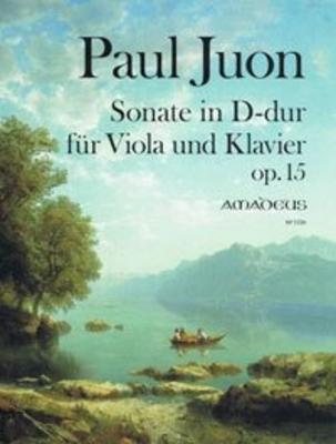 Sonata in D major op. 15 Paul Juon / Paul Juon / Amadeus