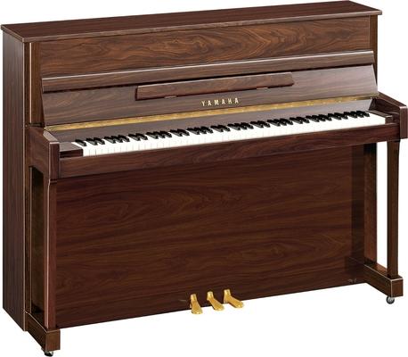 Yamaha Pianos Acoustic B2 PW Noyer poli brillant 113 cm