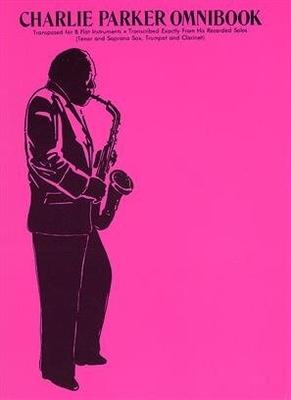 Jazz Masters / Charlie Parker Omnibook B Flat Instruments / Charlie Parker / Atlantic