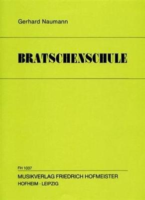 Bratschenschule / Gerhard Naumann / Hofmeister