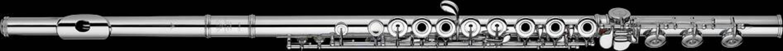 Sankyo CF 201, plateau ouvert, en ligne, tête argent, patte d'ut