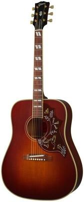 Gibson Custom Shop 1960 Hummingbird, Heritage Cherry Sunburst, Fixed Saddle