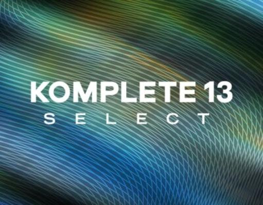 Native Instruments NI Komplete 13 SELECT