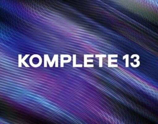 Native Instruments NI Komplete 13 UPGRADE for KSelect