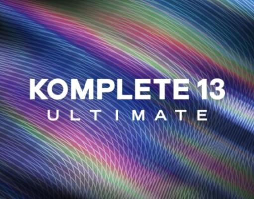 Native Instruments NI Komplete 13 Ultimate UPDATE