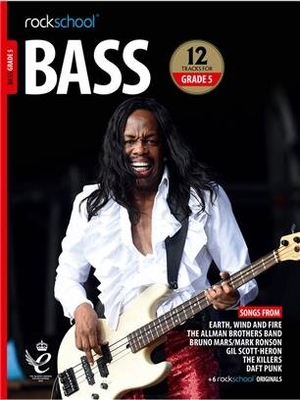 Rockschool Bass Grade 5 (2018) /  / Rockschool Ltd.